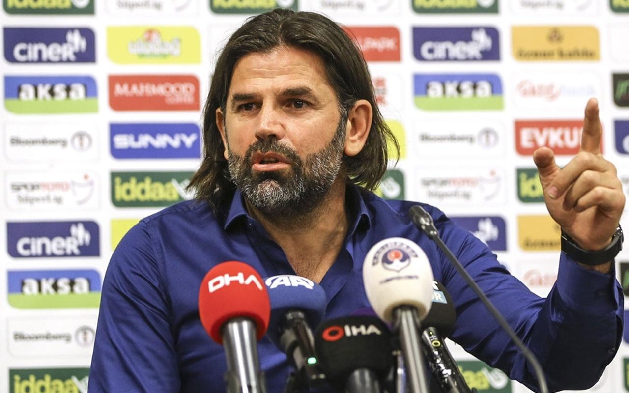İbrahim Üzülmez, Galatasaray'dan Sekidika'yı istiyor