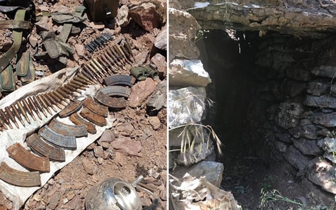 MSB duyurdu: 3 katlı, 5 odalı mağara bulundu