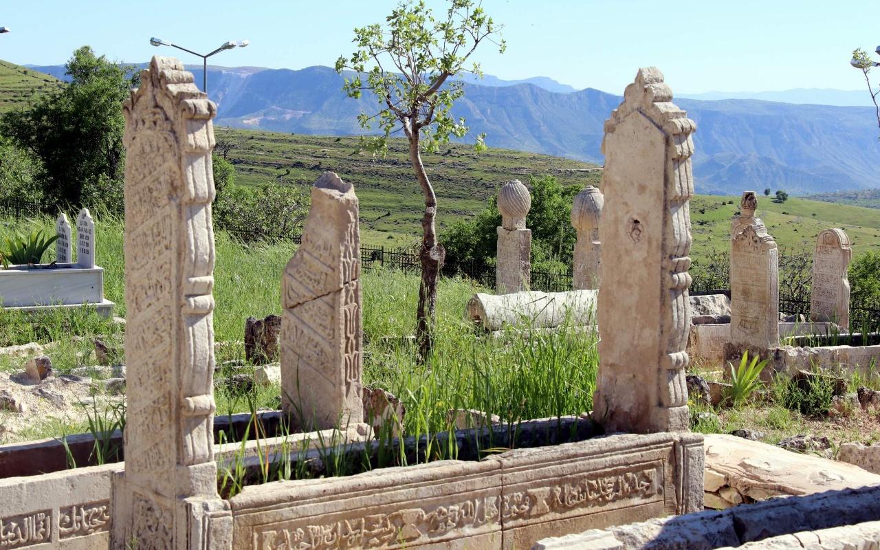 Siirt Tillo'daki esrarengiz mezarların sırrı çözülüyor Bakanlık harekete geçti