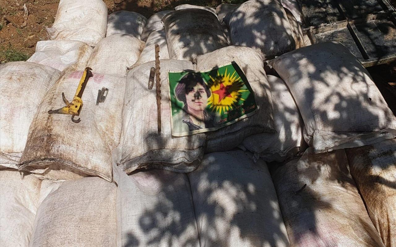 Hakurk'ta terör örgütü PKK'ya darbe üstüne darbe