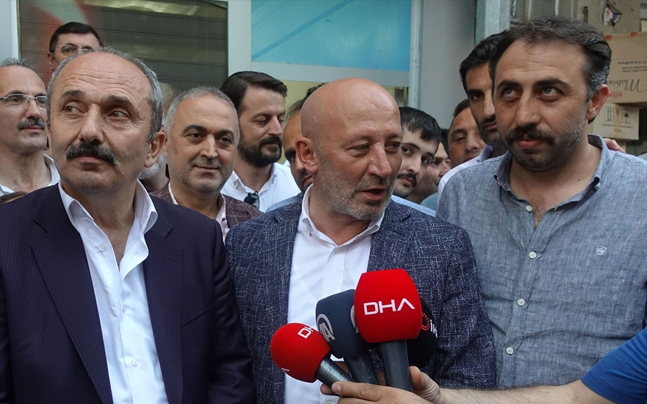 AK Parti Milletvekili Balta: Hak yerini buldu