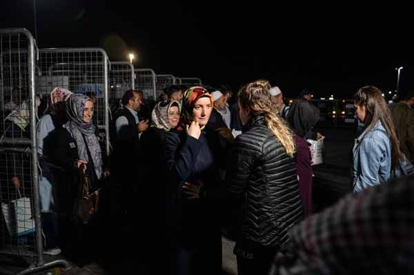 Yenikapı'da Enderun usulü teravih namazı kılındı - Sayfa 2