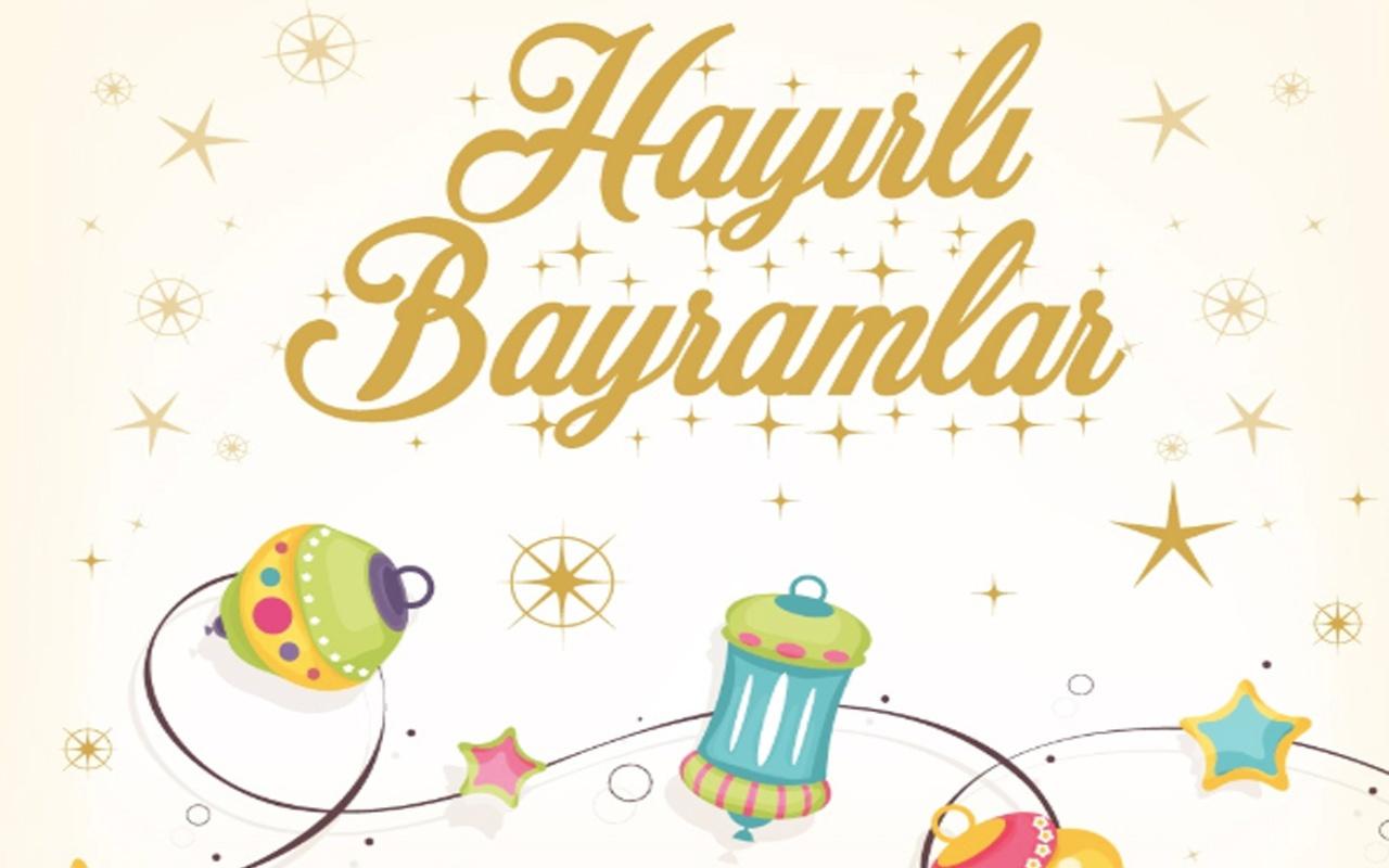 Ramazan Bayramı mesajları resimli kısa bayram mesajları 2019