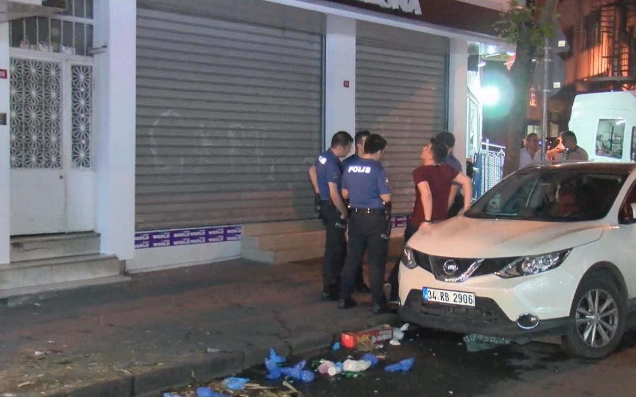 Beyoğlu'nda karı-koca birbirini bıçakladı: 1 ölü, 1 yaralı