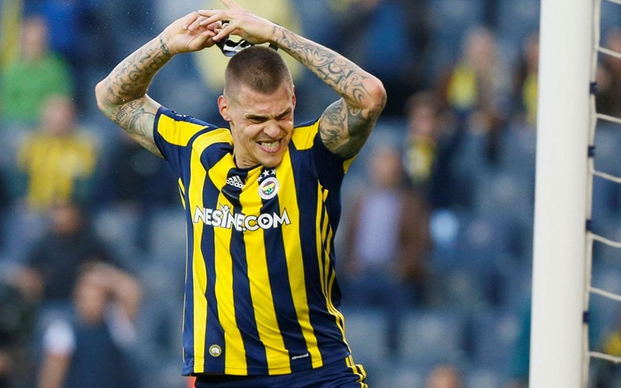 Martin Skrtel'den olay Fenerbahçe açıklaması: Bir sonuca varamadık
