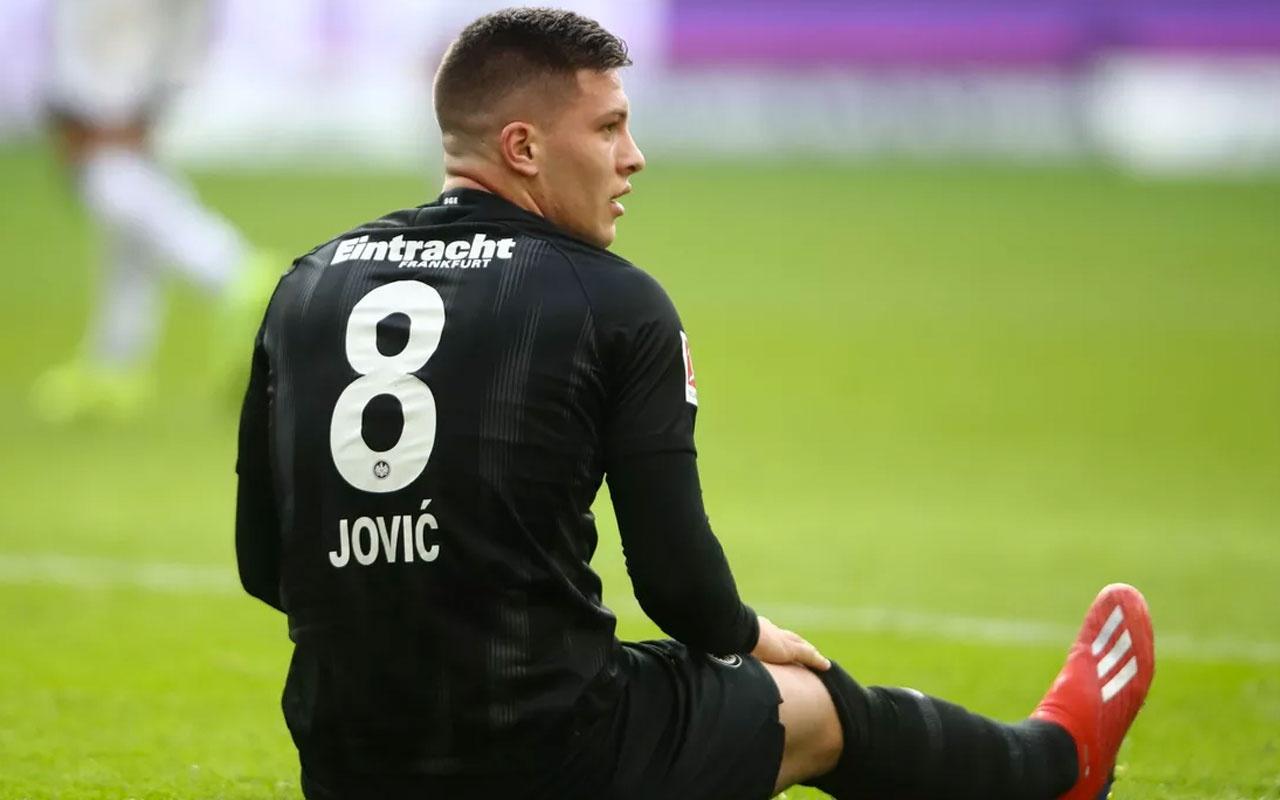 Real Madrid 21 yaşındaki Luka Jovic ile sözleşme imzaladı