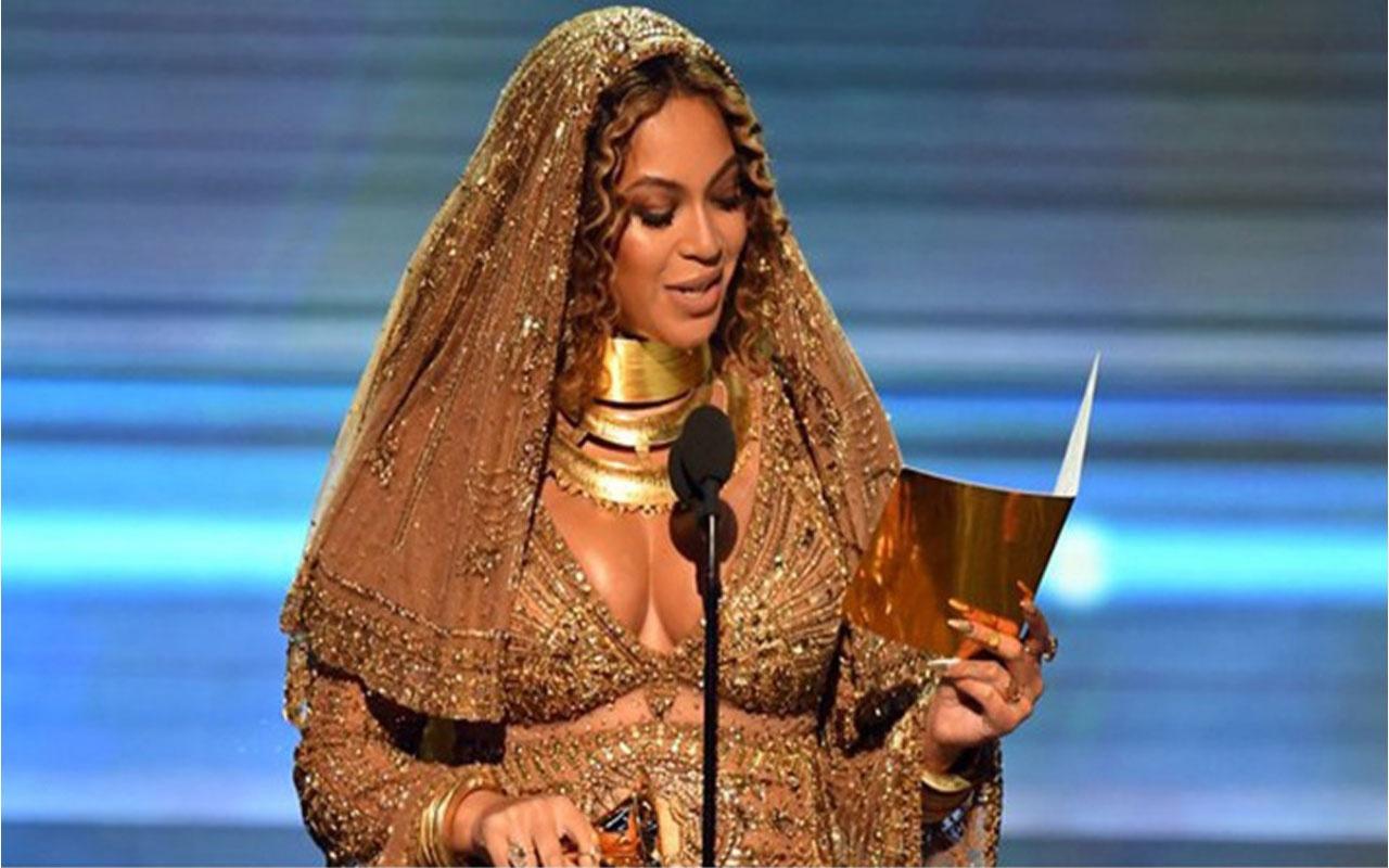 Beyonce Los Angeles'ta Azeri Türk tasarımcı tercih etti! Beyonce'tan Türk şıklığı