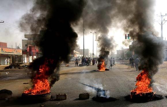 Sudan'da ölü sayısı 100'ü geçti - Sayfa 5