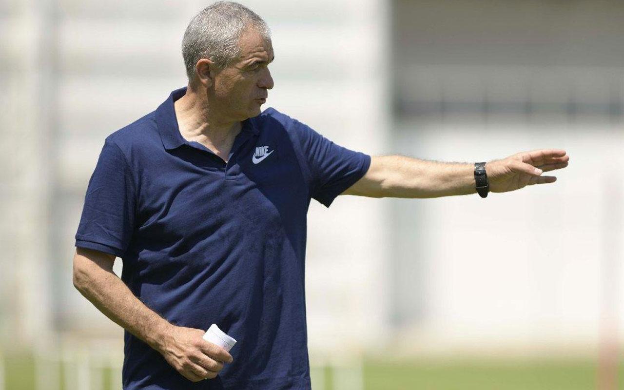 Sivasspor Teknik Direktörü Rıza Çalımbay 500. maçını kazandı