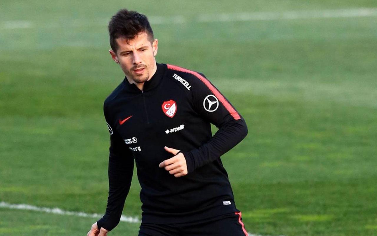 Emre Belözoğlu yeniden Fenerbahçe'de