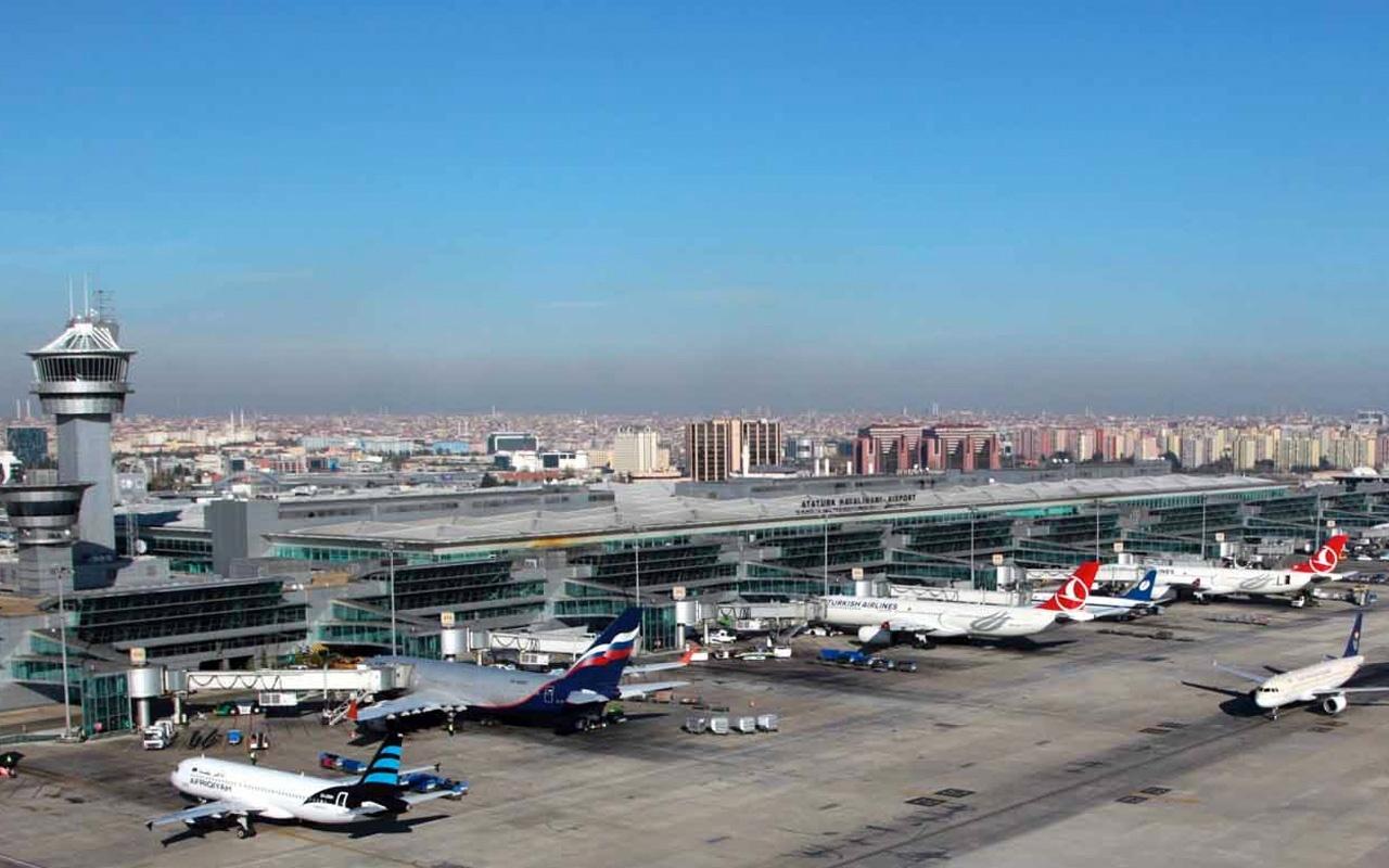 Munyar'dan Atatürk Havalimanı için 5 milyon dolarlık öneri