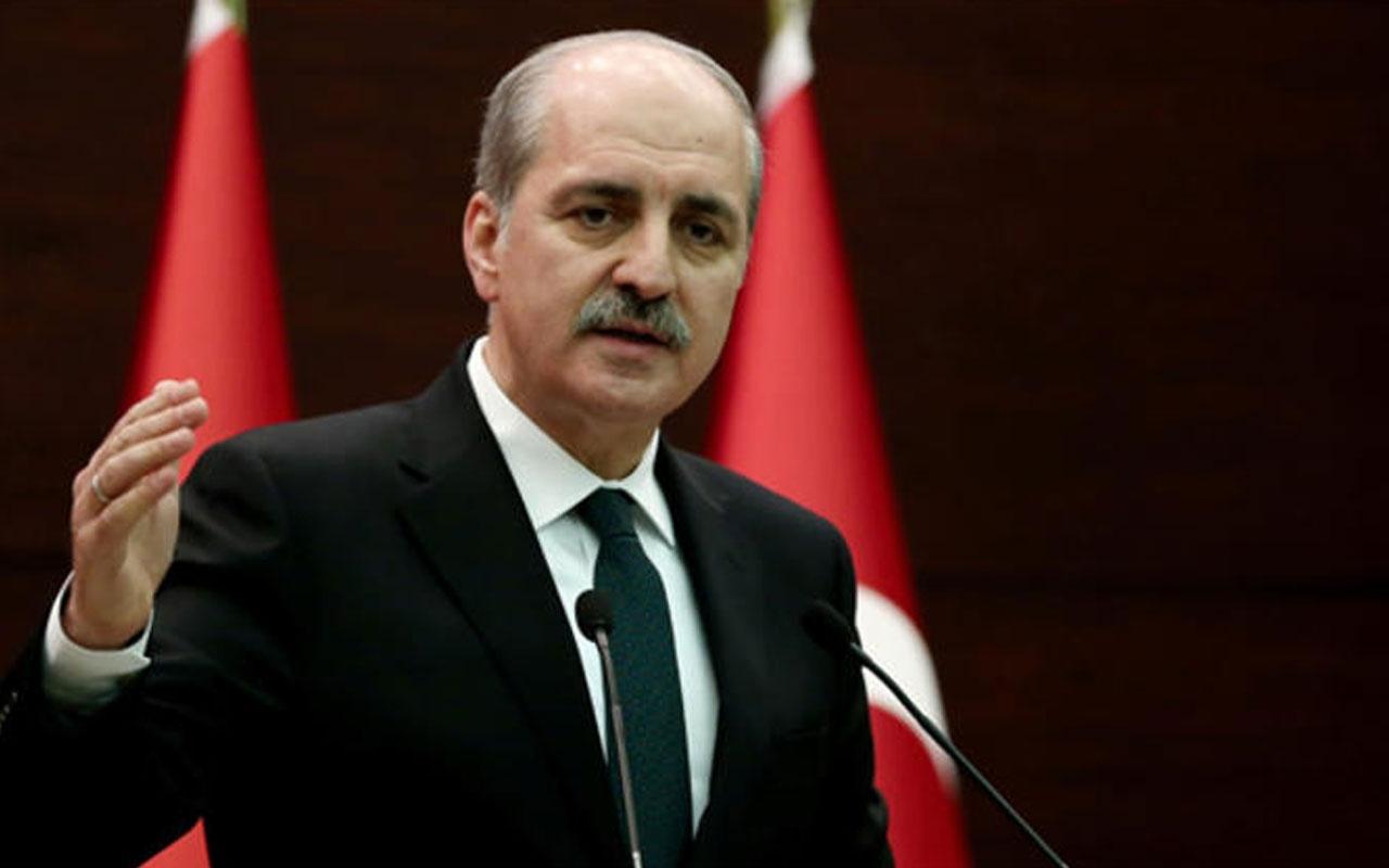 Son rakamı Numan Kurtulmuş açıkladı  2 bin 986 Esed askeri öldürüldü