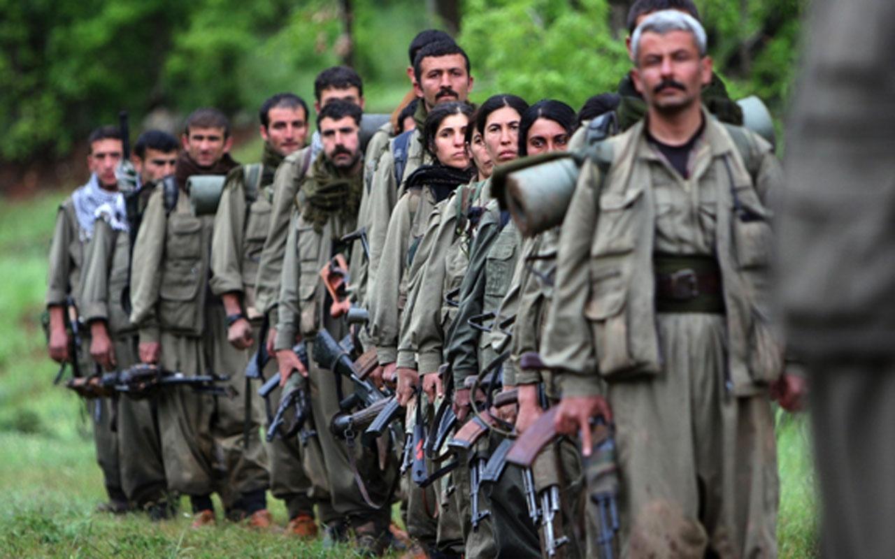 PKK'lı teröristten korkunç korona itirafı