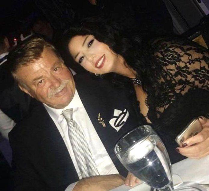 Nuri Alço 33 yaş küçük sevgilisiyle evleniyor! Usta oyuncu baba olmak istiyor