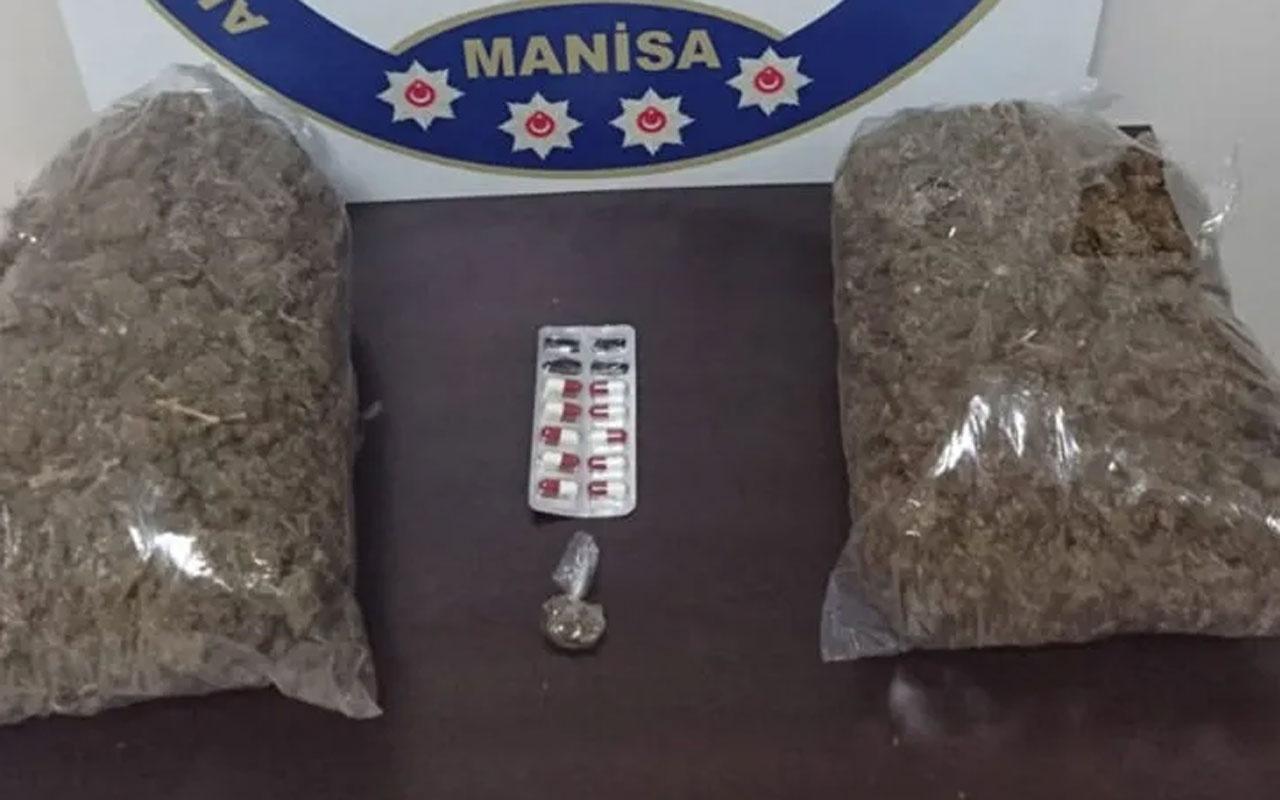 Manisa'da emniyet müdürü, uyuşturucudan gözaltına alındı!