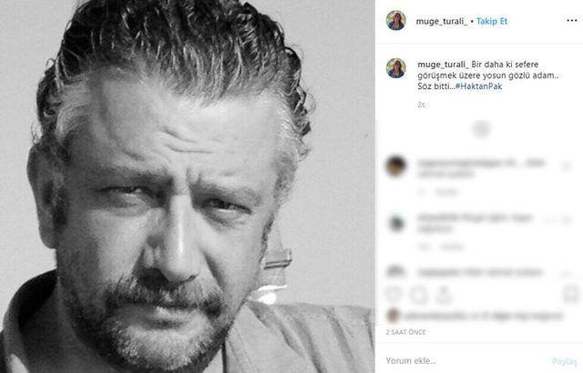 Yasak Elma'nın ünlü oyuncusu Haktan Pak'a sanatçı dostlarından duygusal veda! - Sayfa 1