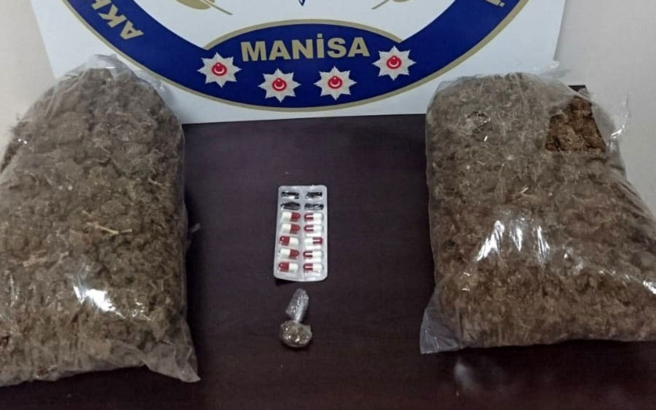 Emniyet müdürü uyuşturucudan tutuklandı