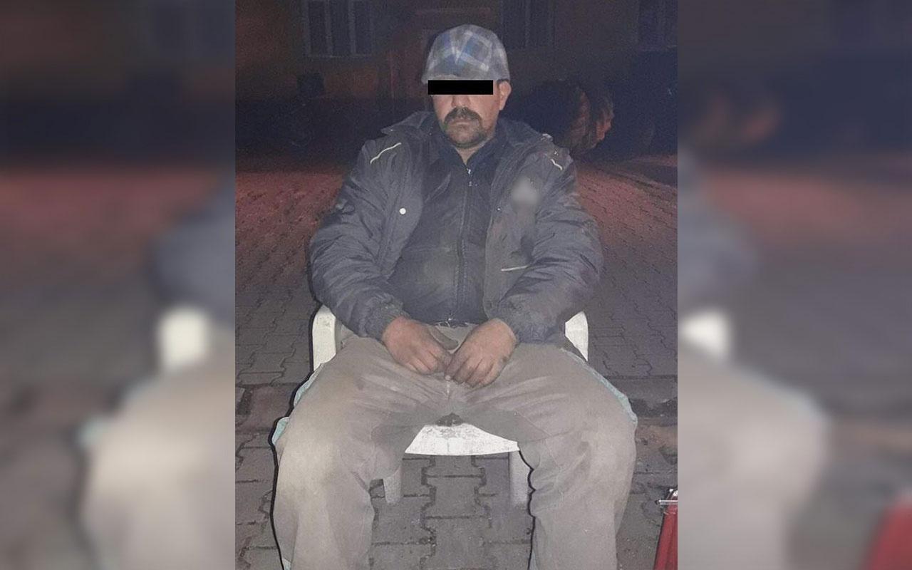 İzmir'de iğrenç olay Küçük kızı taciz ederken yakaladılar
