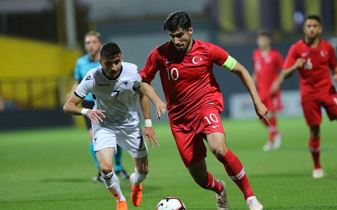 Ümit Milli Futbol Takımı, Kosova deplasmanında
