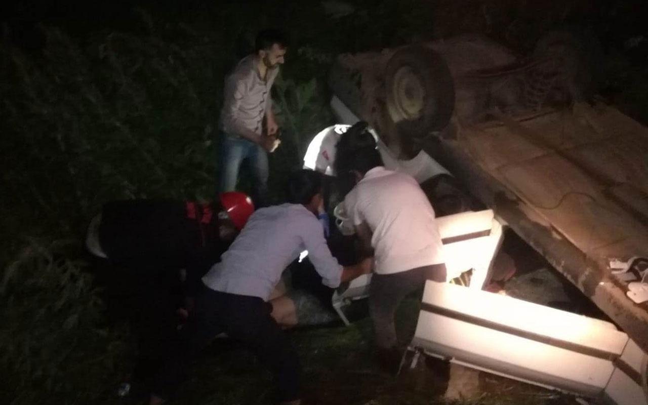 Malatya'da korkunç kaza: Ölü ve yaralılar var