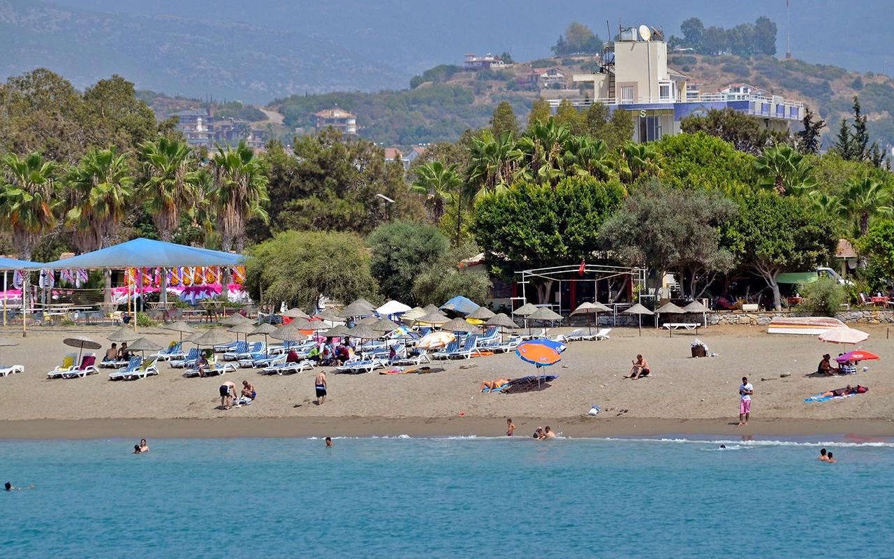 Antalya'da Gazipaşa meclisinden Suriyelilere plaj yasağı