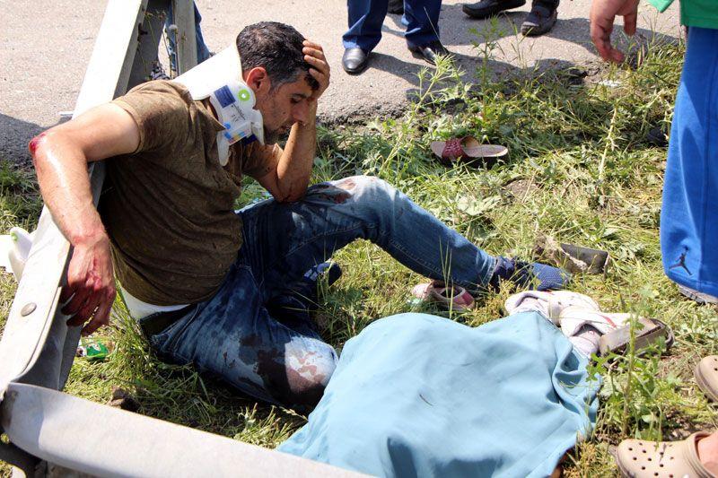 Kazada yaralanan baba ölen oğlunun başında gözyaşı döktü - Sayfa 3