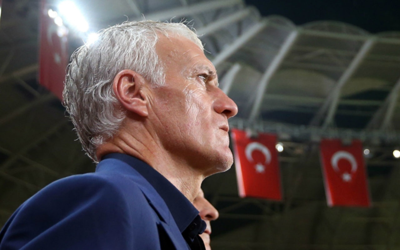 Didier Deschamps ayıbımızı yüzümüze vurdu! Türkiye hakkında bakın ne dedi