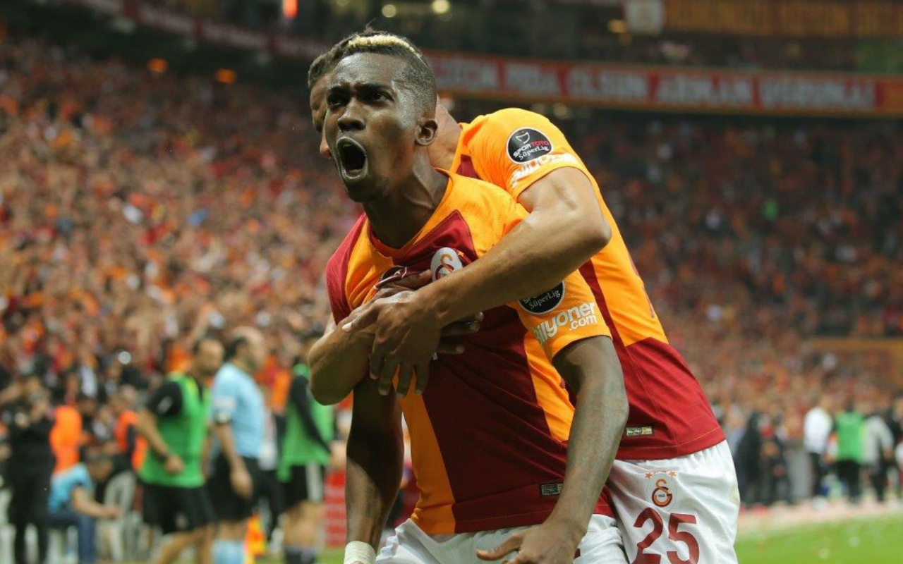 Everton'dan Galatasaray'a sevindirici haber