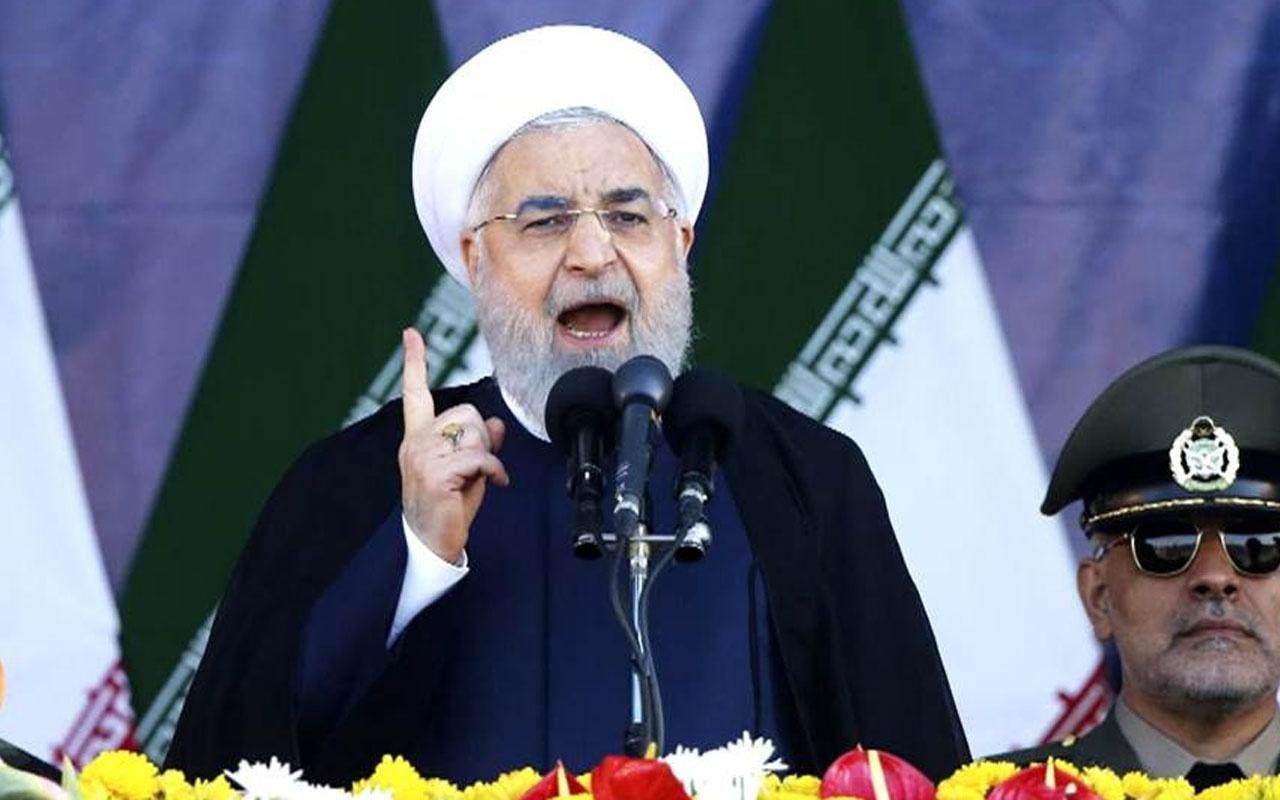 Ruhani: İran hiçbir şekilde savaş başlatan taraf olmayacak