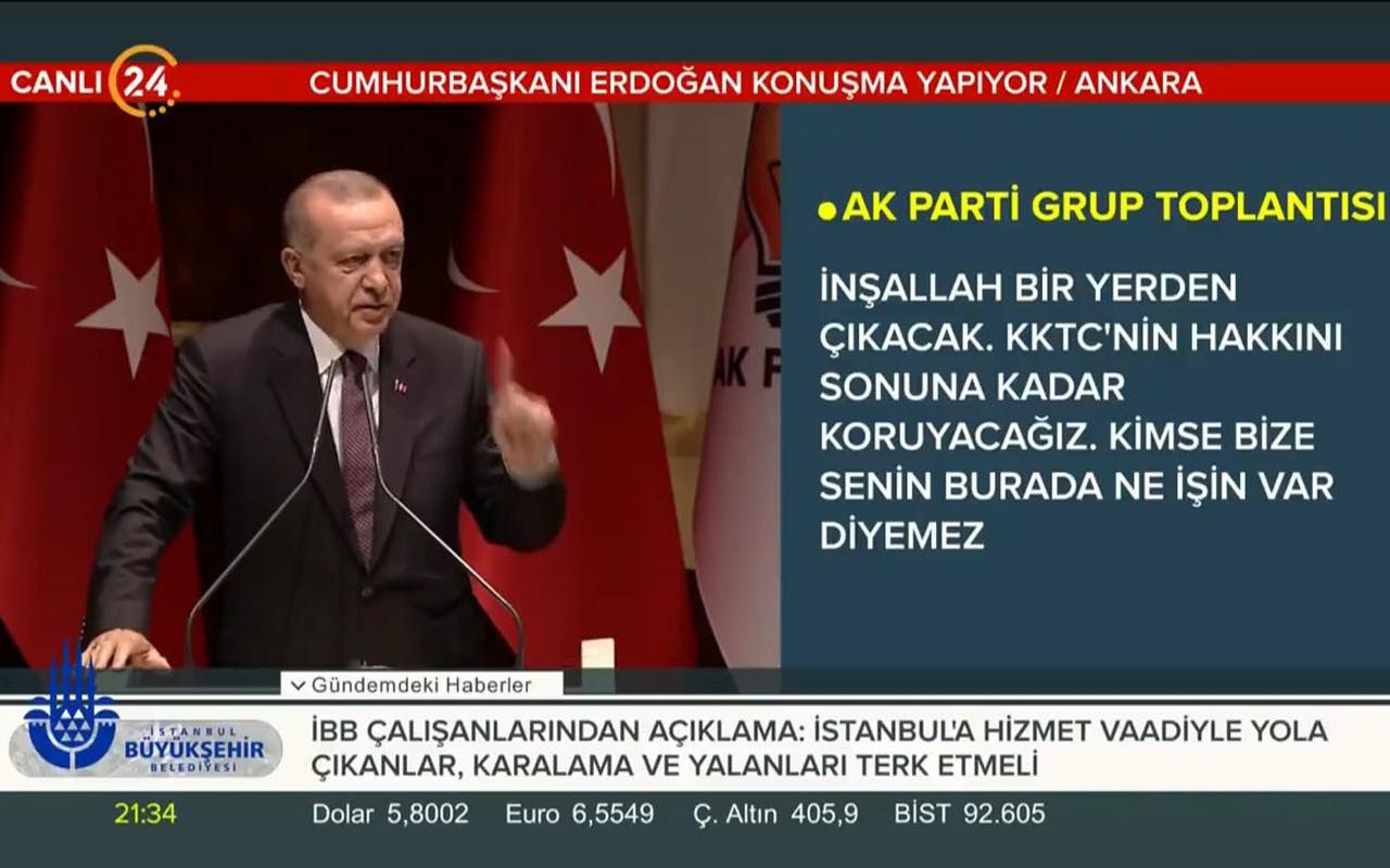 Başkan Erdoğan: Türkiye, S-400'ü almıştır