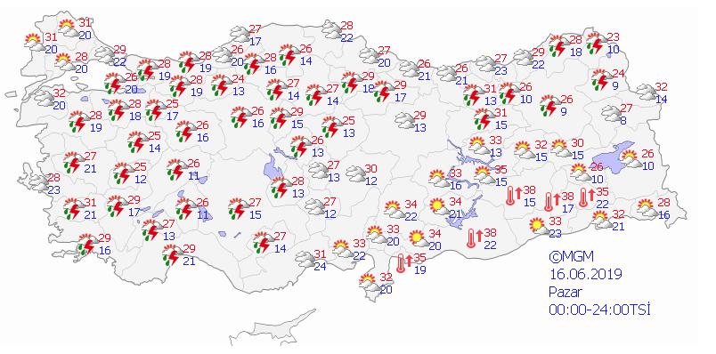 Meteoroloji uyardı: İstanbul'da nem oranı yüzde 96'ya çıkacak - Sayfa 8