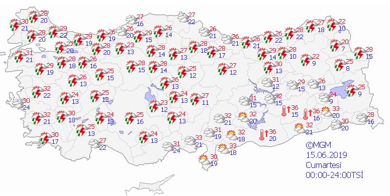 Meteoroloji uyardı: İstanbul'da nem oranı yüzde 96'ya çıkacak - Sayfa 7