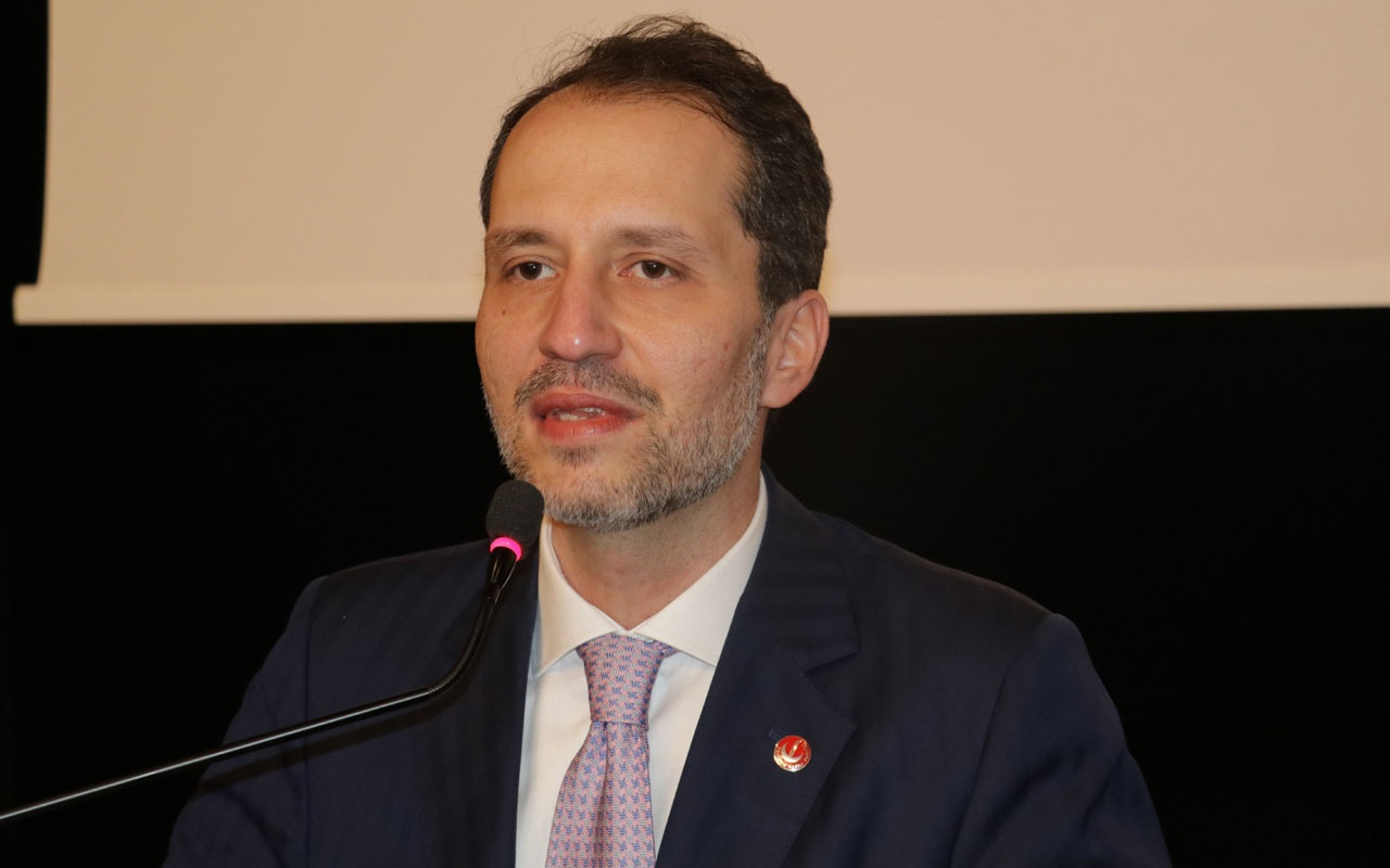 Fatih Erbakan'dan 'ABD Temsilciler Meclisi kararına' tepki