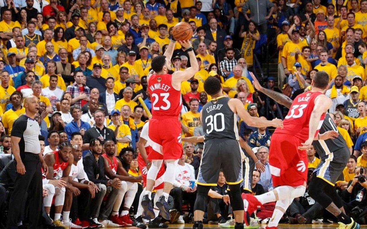 NBA'de tarihi zafer! Şampiyon belli oldu