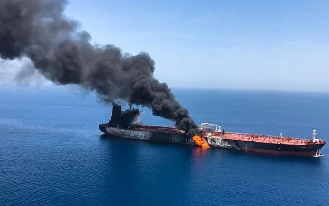 Umman Körfezi'nde vurulan tankerin sahibi konuştu