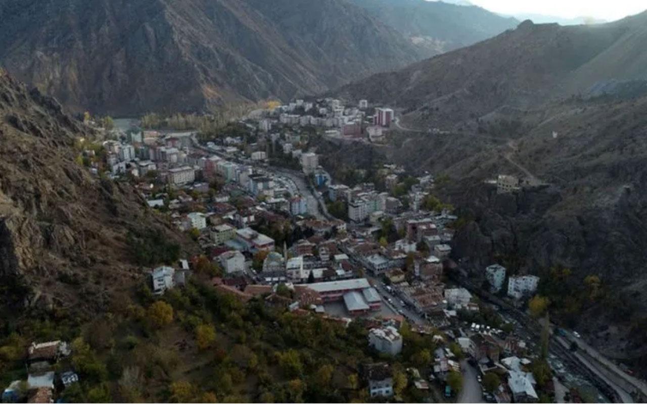 Yusufeli barajı ilçe merkezi ve 4 köyü sular altında bırakacak! O köy 7. kez taşınacak
