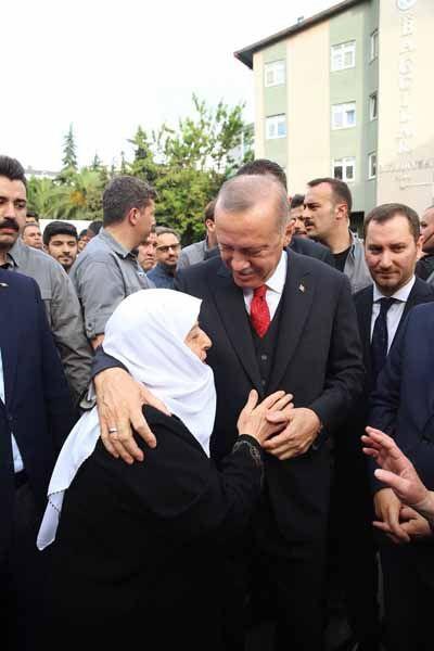 Cumhurbaşkanı Recep Tayyip Erdoğan, Bağcılar Belediyesi'ni ziyaret etti. - Sayfa 1