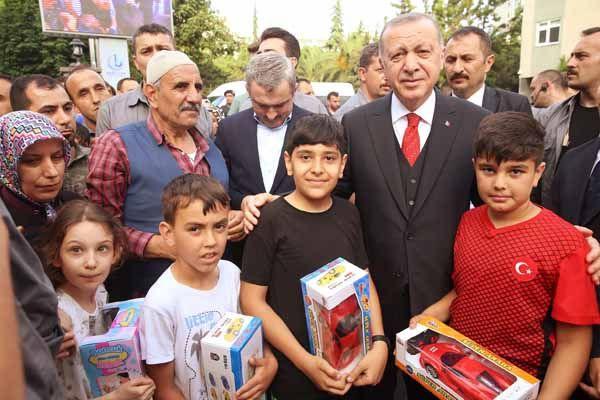 Cumhurbaşkanı Recep Tayyip Erdoğan, Bağcılar Belediyesi'ni ziyaret etti. - Sayfa 3