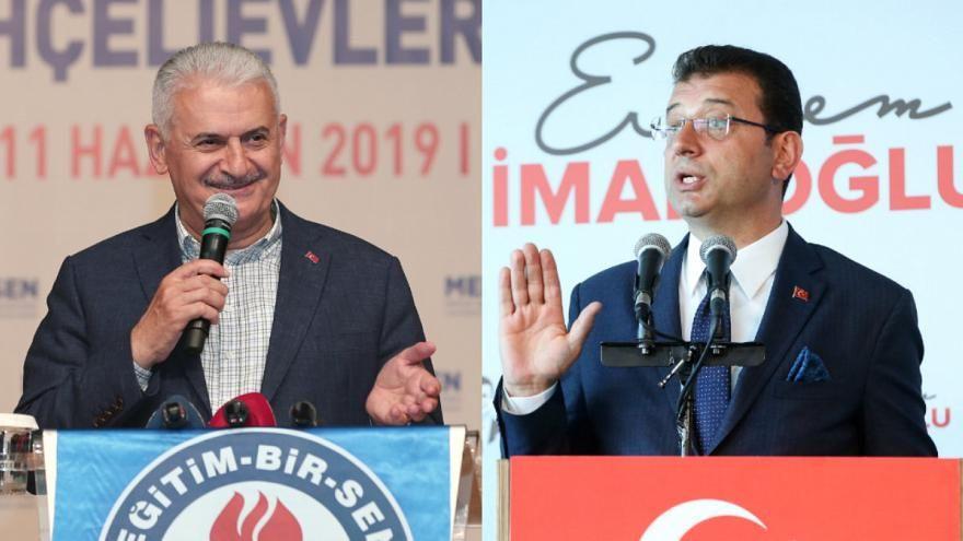 31 Mart'ta İstanbul'u bilen Ada'dan çarpıcı seçim anketi bakın hangi aday önde