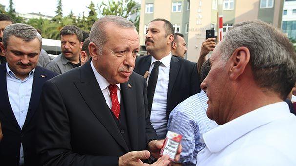 Cumhurbaşkanı Recep Tayyip Erdoğan, Bağcılar Belediyesi'ni ziyaret etti. - Sayfa 7