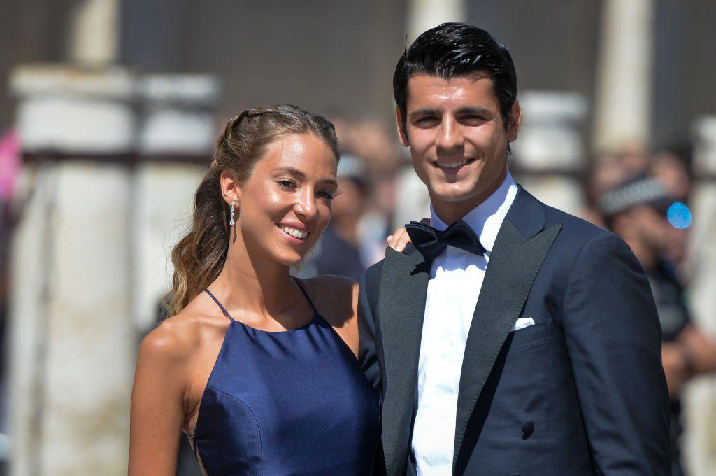 Sergio Ramos, üç çocuğunun annesi Pilar Rubio ile dünya evine girdi