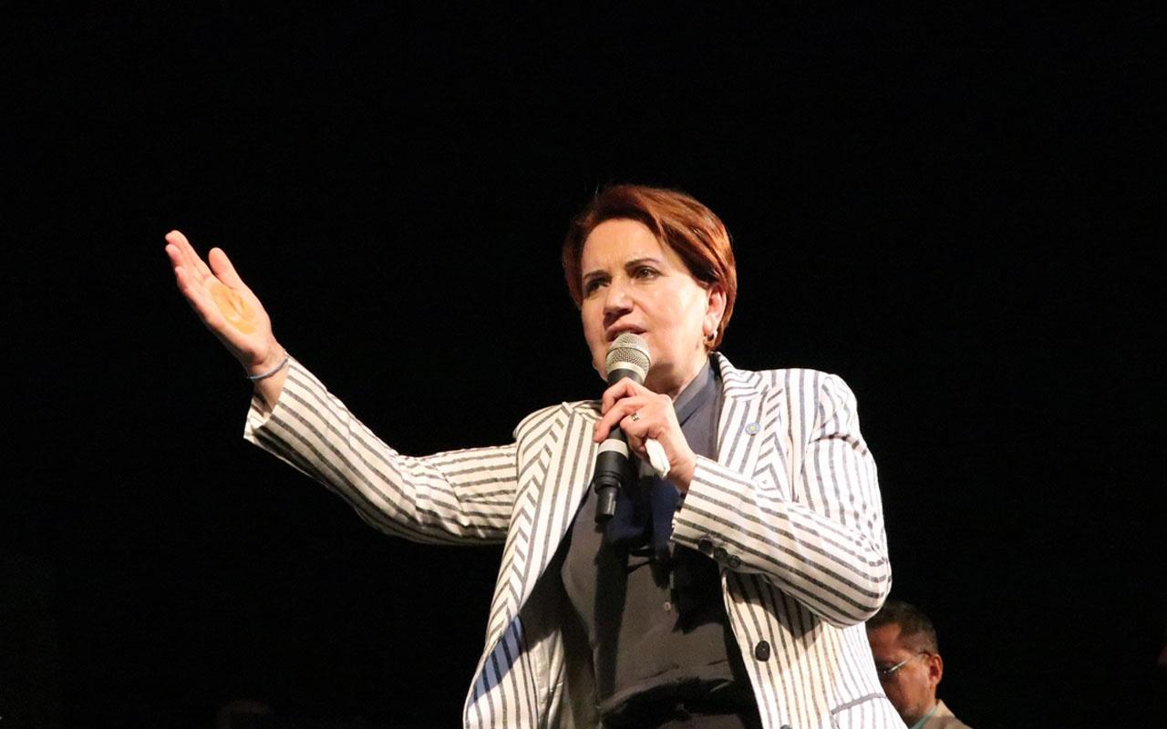 Meral Akşener 23 Haziran seçim anket açıklaması