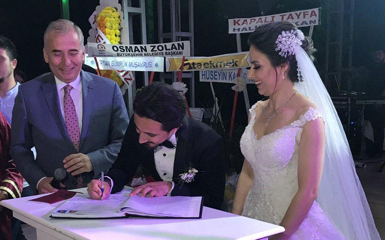 Denizlispor'un genç yıldızı Recep Niyaz imzayı attı