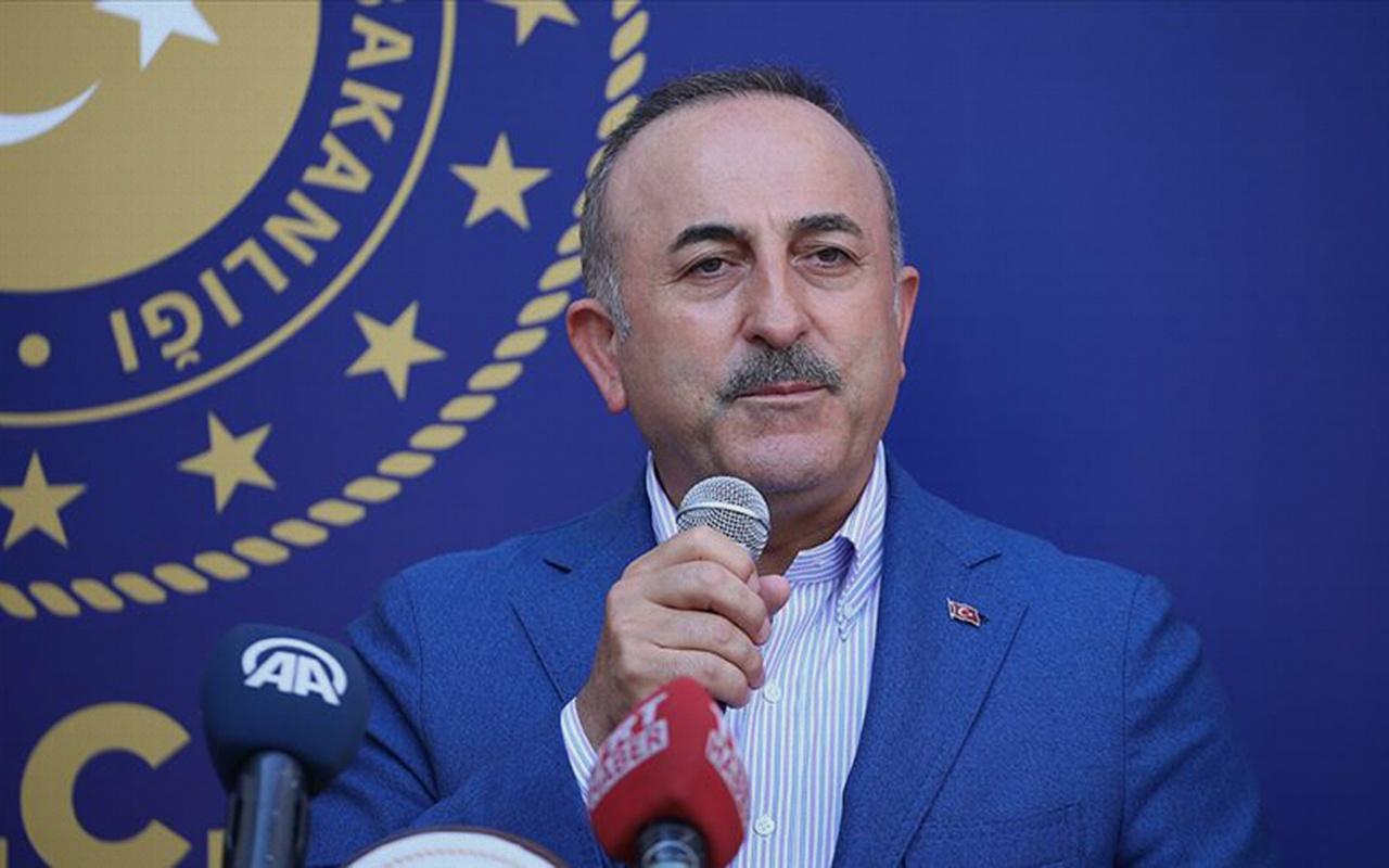 Bakan Çavuşoğlu'ndan ABD'ye S-400 tepkisi