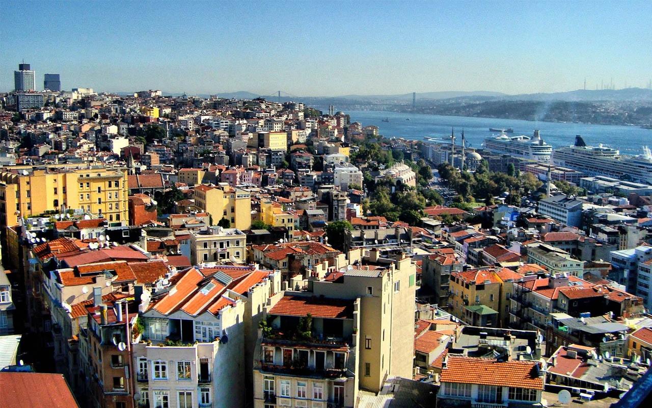 TÜİK'in verilerine göre konut satışında İstanbul ilk sırada