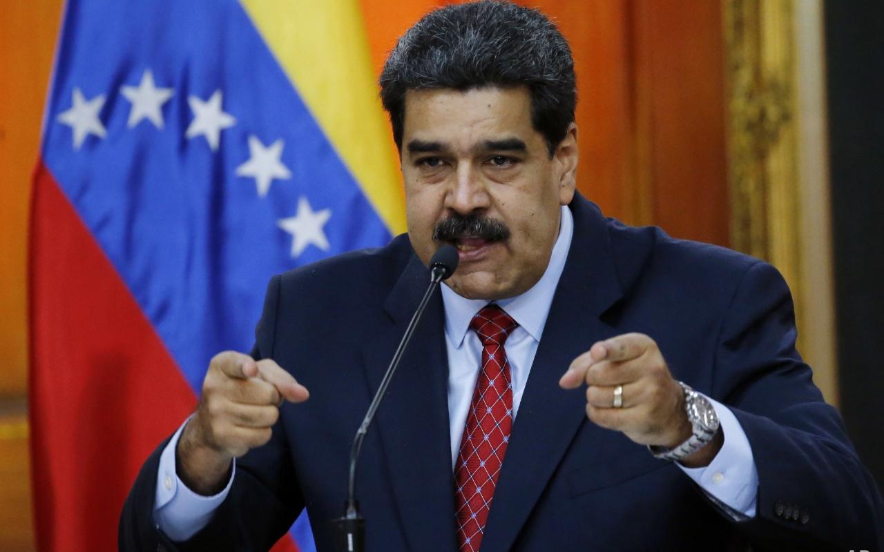 Maduro yaptırım kararı sonrası AB temsilcisine ülkeden ayrılması için 72 saat verdi!