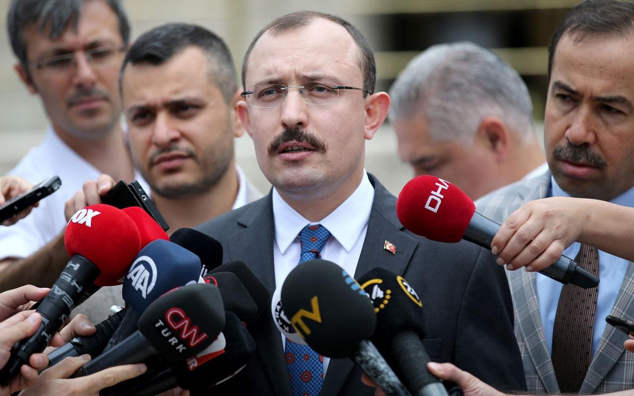 AK Partili Mehmet Muş'tan yeni askerlik düzenlemesine ilişkin açıklama