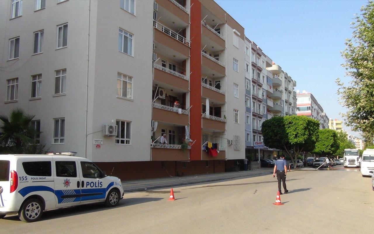 Mersin Silifke'de cinayet ve intihar: 3 ölü