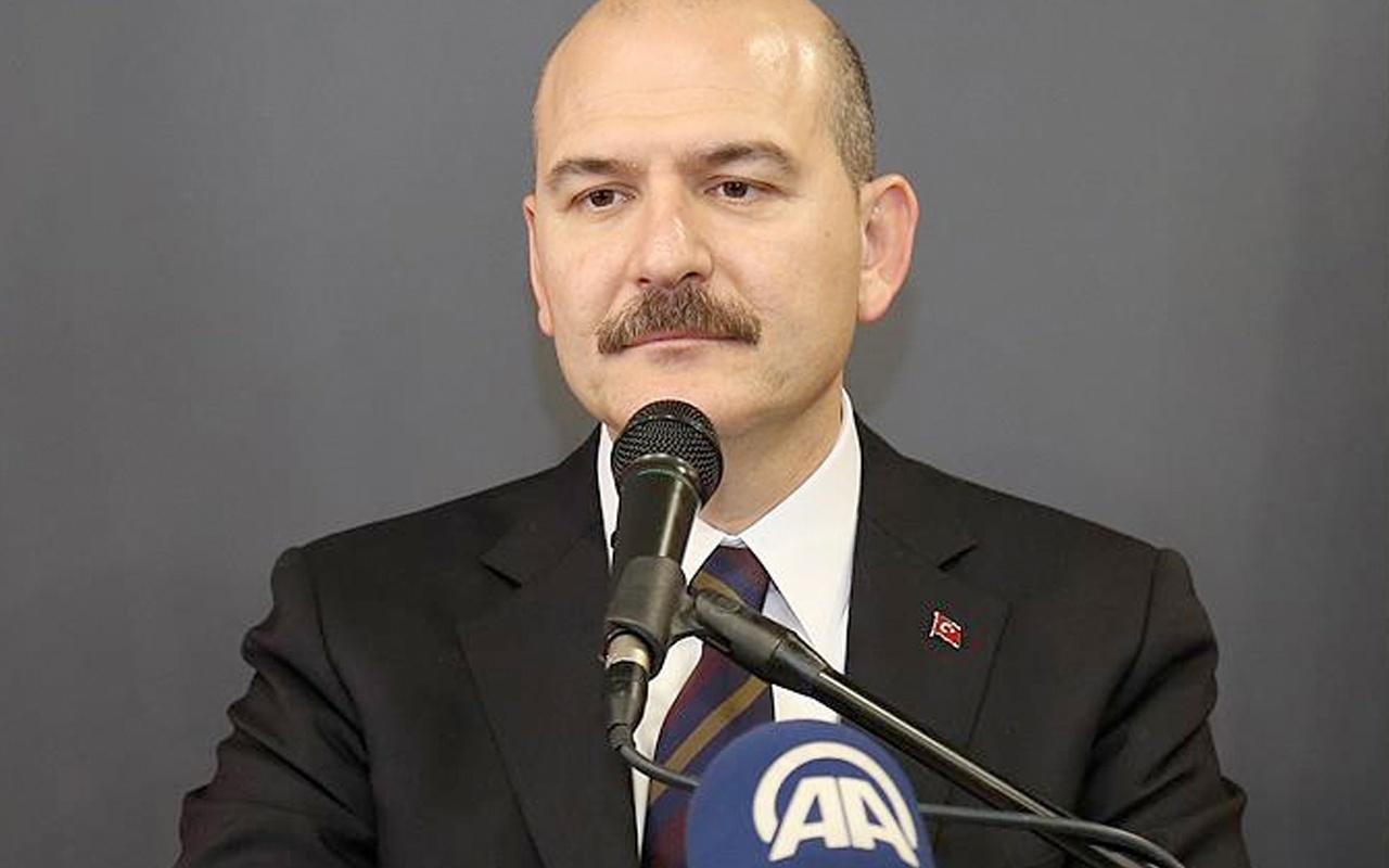 Süleyman Soylu'dan Ekrem İmamoğlu'nun 20 lira örneğine yanıt