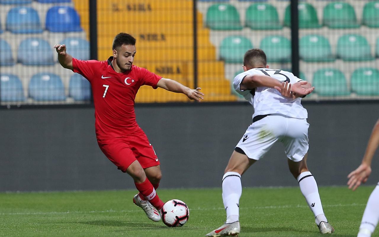 Trabzonspor, Marsilya'nın yıldız adayı Yusuf Sari ile imzalıyor